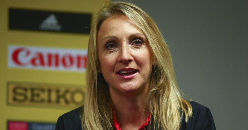 Marathonqueen Paula Radcliffe