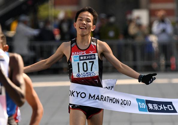 Lächelnd Laufen - Tokyo Marathon 2017 aus aktiv laufen