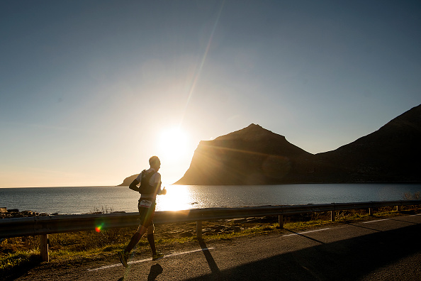 The Arctic Triple - Lofoten Ultra