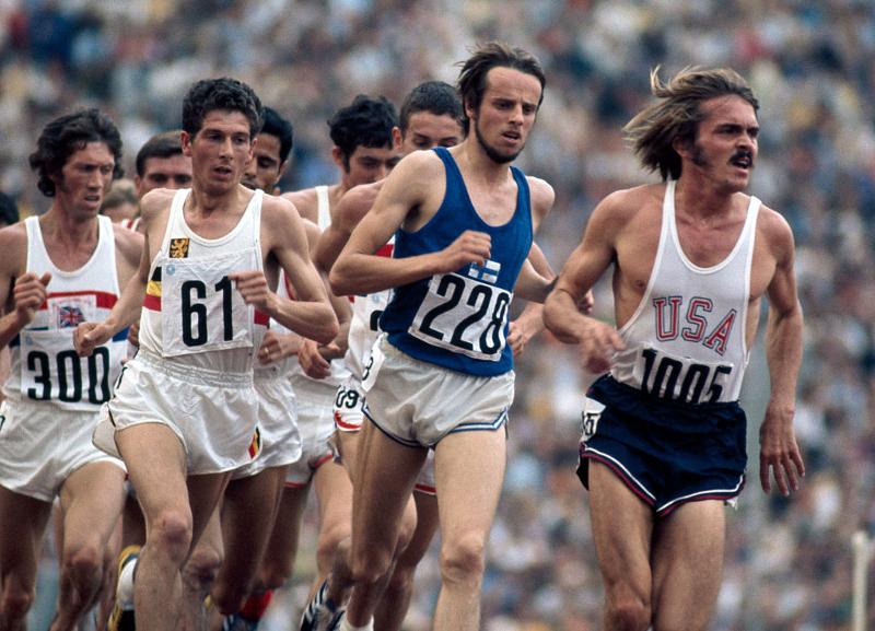 Mens 5000 Metres - Munich Olympics