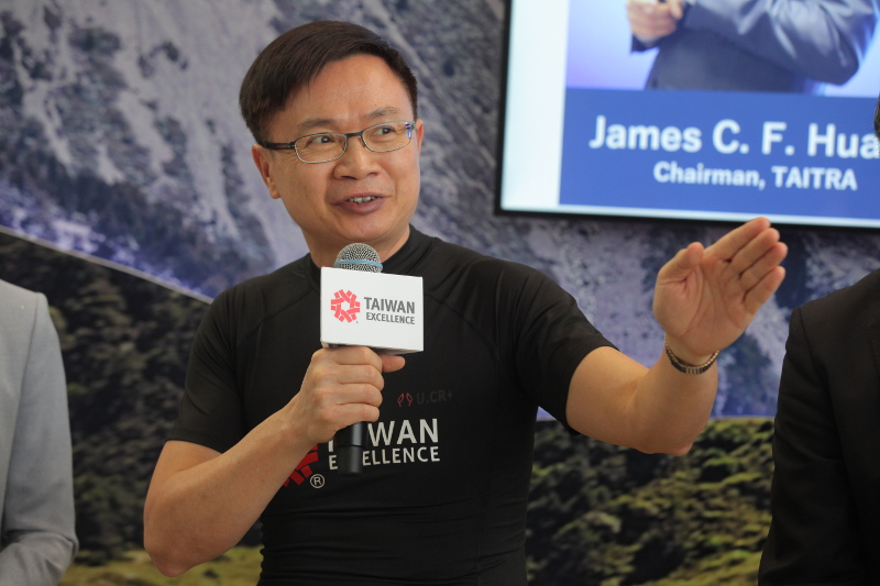 Taiwan Excellence Chairman James C.F.Huang_800x533