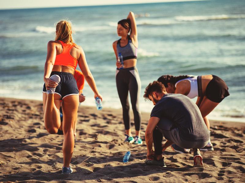 aktiv Laufen Camp